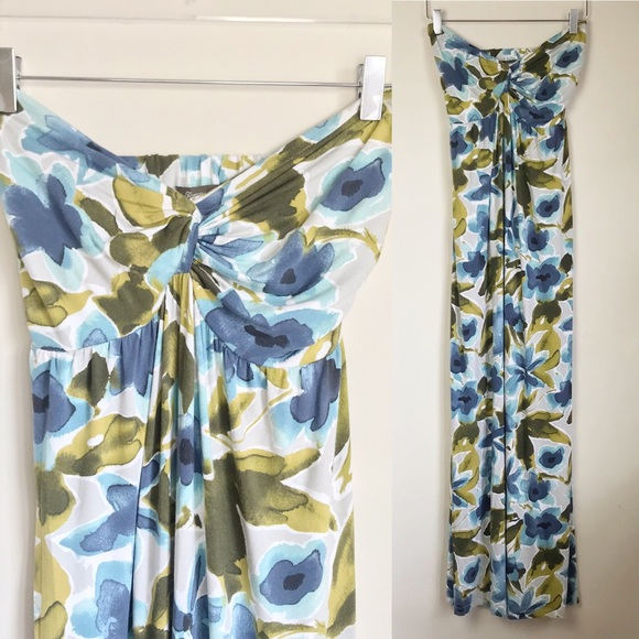 Tommy Bahama Dresses & Skirts - Tommy Bahamas   Strapless Floral Dress Size XS